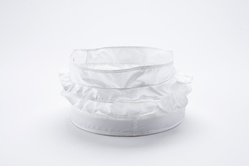 flexible bellow connector food pharma products